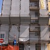 Sistema di pitturazione Acrilsilossanico Acrysil Riempitivo (Colorificio San Marco) per esterni , trattamento soglie in pietra con 1 OR Oleorepellente (Madras) protezione Antigraffiti Isograff (Colorificio San Marco).