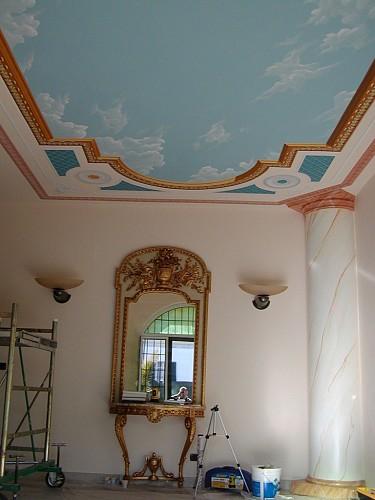 Decorazioni artistiche e disegni di pregio presso - Decorazioni artistiche ...